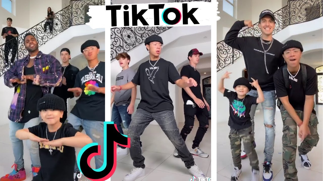 Best of the SHLUV HOUSE ~ TikTok Dance Compilation ~ Featuring Michael Le, Jonathan Le & Javierr!