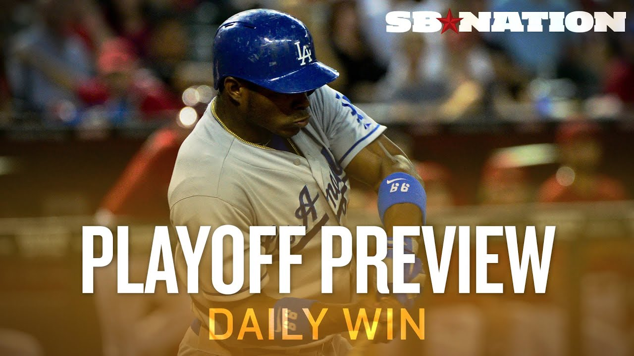 2013 MLB Playoff Preview - The Daily Win