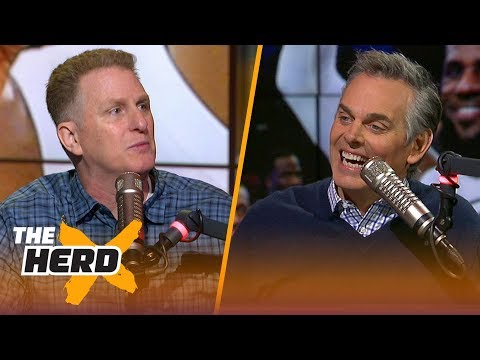 Michael Rapaport: 'LeBron James marches to the beat of his own drum'  THE HERD