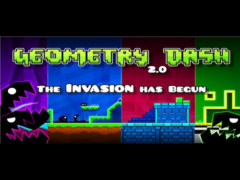 How To Download Geometry Dash 2.0 PC Free