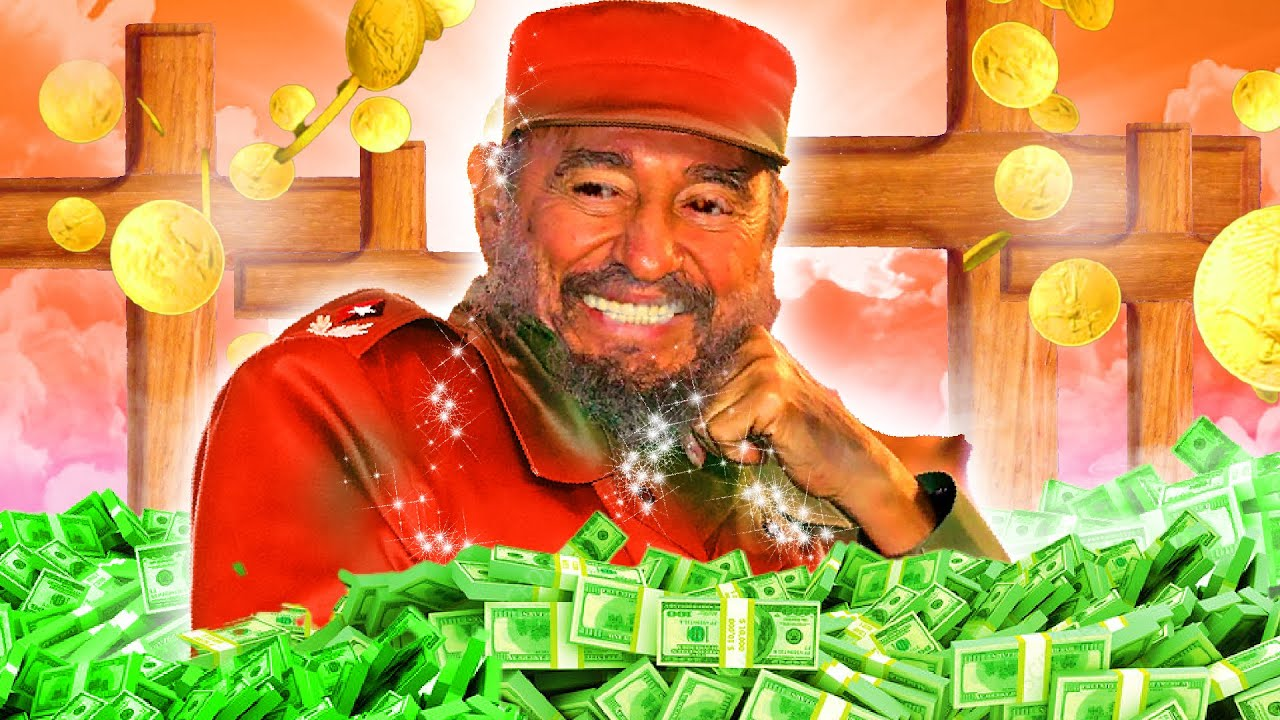 TROPICO 5 IS A PERFECTLY BALANCED GAME WITH NO EXPLOITS - Excluding Infinite Money From Churches