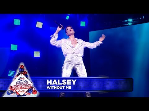 Halsey - 'Without Me' (Live At Capital's Jingle Bell Ball 2018)