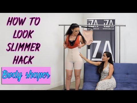 Best Body Shapers | How to Look Slimmer Hack