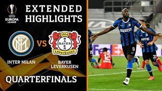 Inter Milan vs. Leverkusen | Europa League Quarterfinals | UCL on CBS Sports