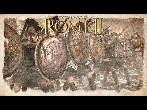 Rome II   Total War   Gran campaña   Macedonia   11   Conseguimos hierro