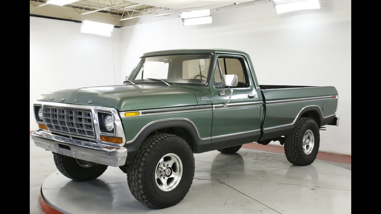 1978 Ford F250 >> 1978 Ford F250 For Sale 2331174