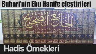 Buharinin Ebu Hanife hakkındaki gizlenen görüşleri