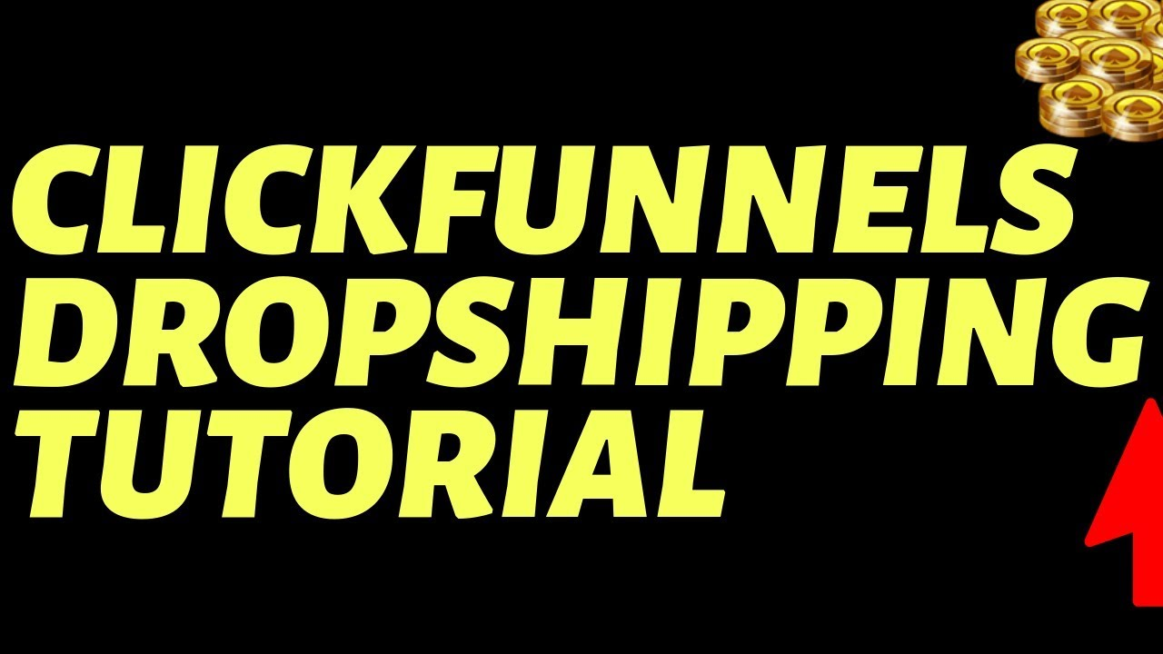 Clickfunnels Dropshipping Tutorial (2019) STEP BY STEP