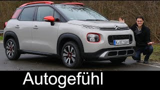 Citroen C3 Aircross FULL REVIEW Shine + Metropolitan - Autogefühl