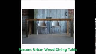 Modern Rustic Reclaimed Wood