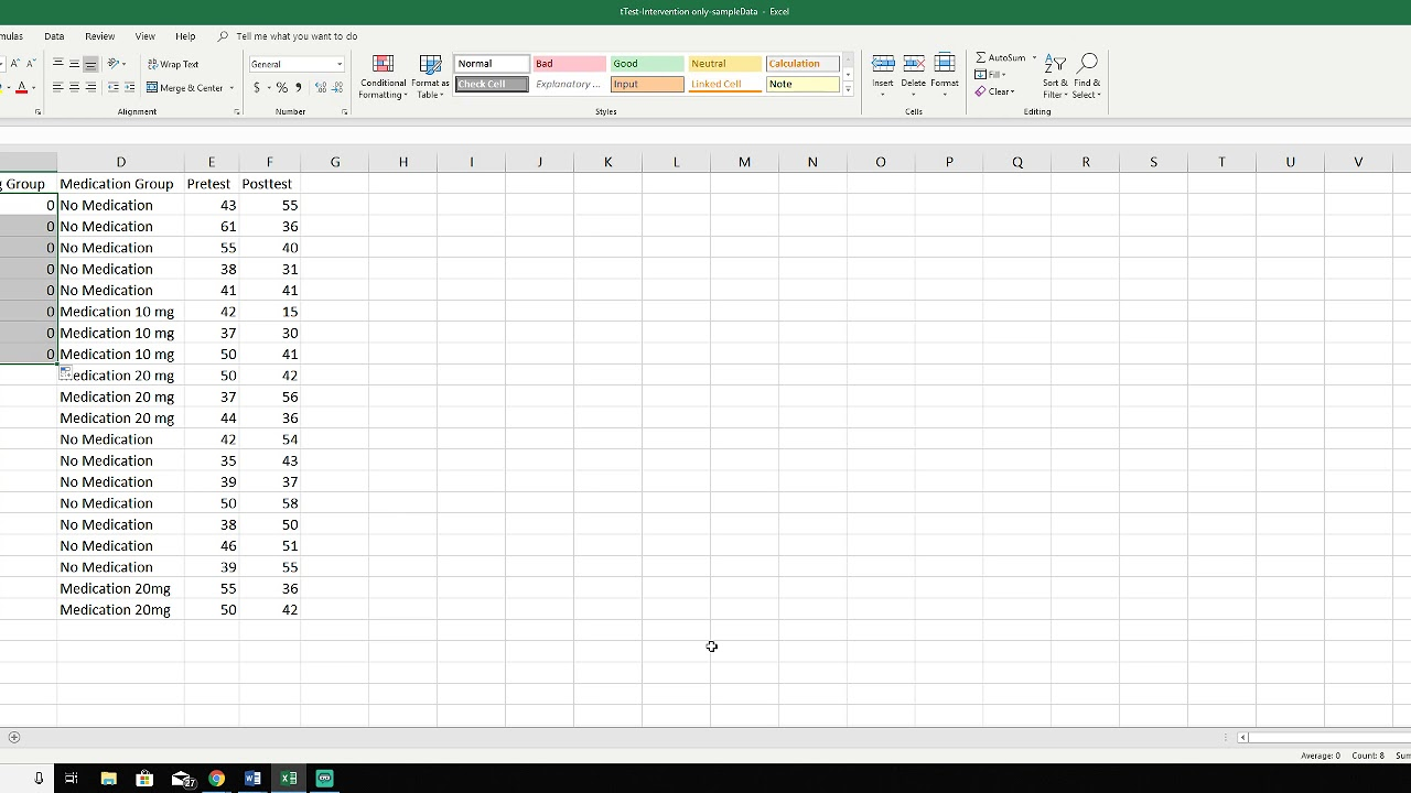 how to clean data using spss