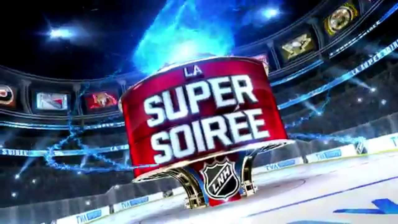 La Super Soiree Open Tva Sports Hd Youtube