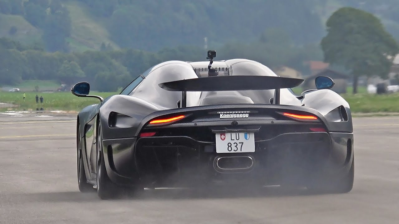 BEST OF KOENIGSEGG SOUNDS! Regera, Jesko, Gemera, Agera RS, One:1, CCXR Trevita, Agera R & More!