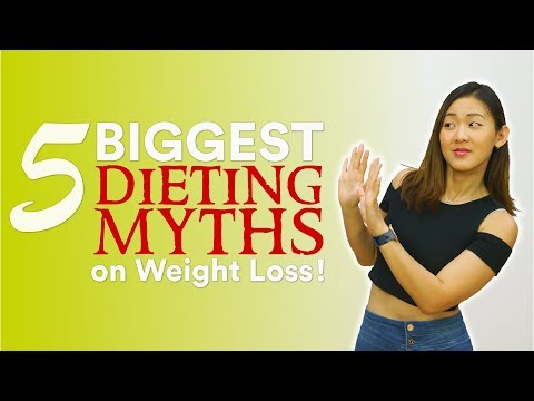 5-biggest-dieting-myths-on-weight-loss-(science-based!)-|-joanna-soh