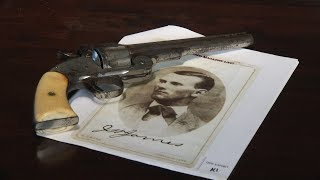 Outlaw Jesse James Last Pistol