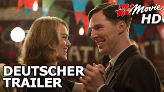 THE IMITATION GAME HD Trailer German // Benedict Cumberbatch & Keira Knightley
