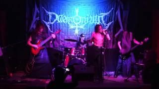 "Daemonium - Cult Daemonium (Live at ""Baraban"" club, Dnepropetrovsk, 03.10.2015)"