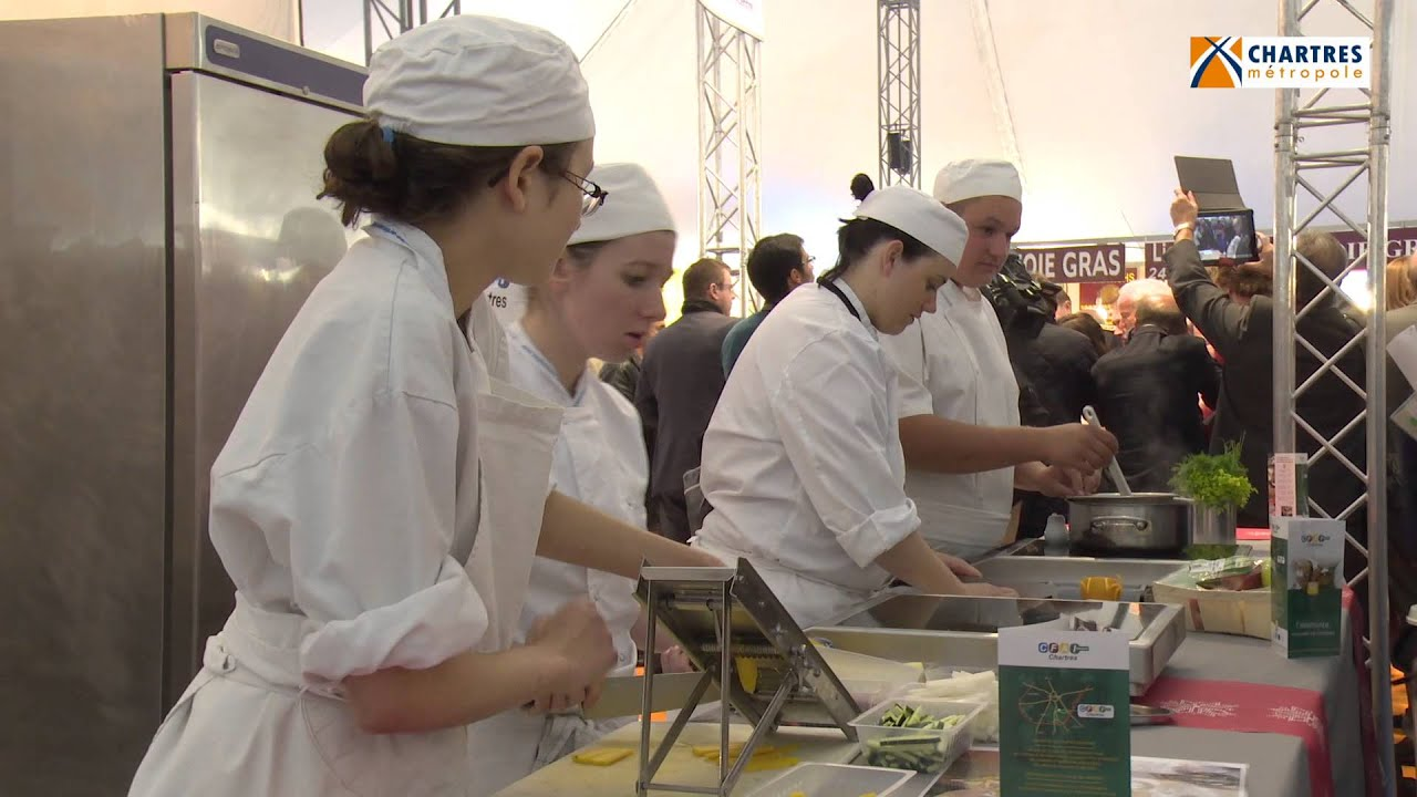 Artisanales 2013 devenir apprenti cuisinier avec le cfa for Devenir cuisinier