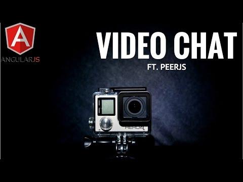 Angular 2 - Video Chat Using Peerjs