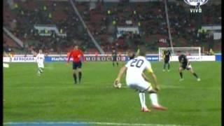 ES Sétif  0 Auckland City 1 (Relato Federico Bulos) Mundial de Clubes 2014 El gol del partido
