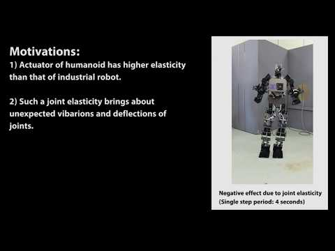 Disturbance Observer based Linear Feedback Controller for Compliant Motion of Humanoid Robot.