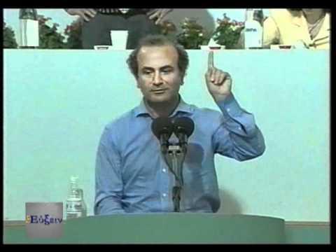 Μιχάλης Χαραλαμπίδης 6ο Συνεδριο ΠΑΣΟΚ 1996