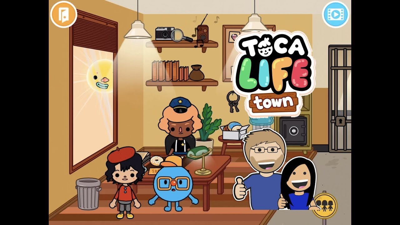 Toca Life Town