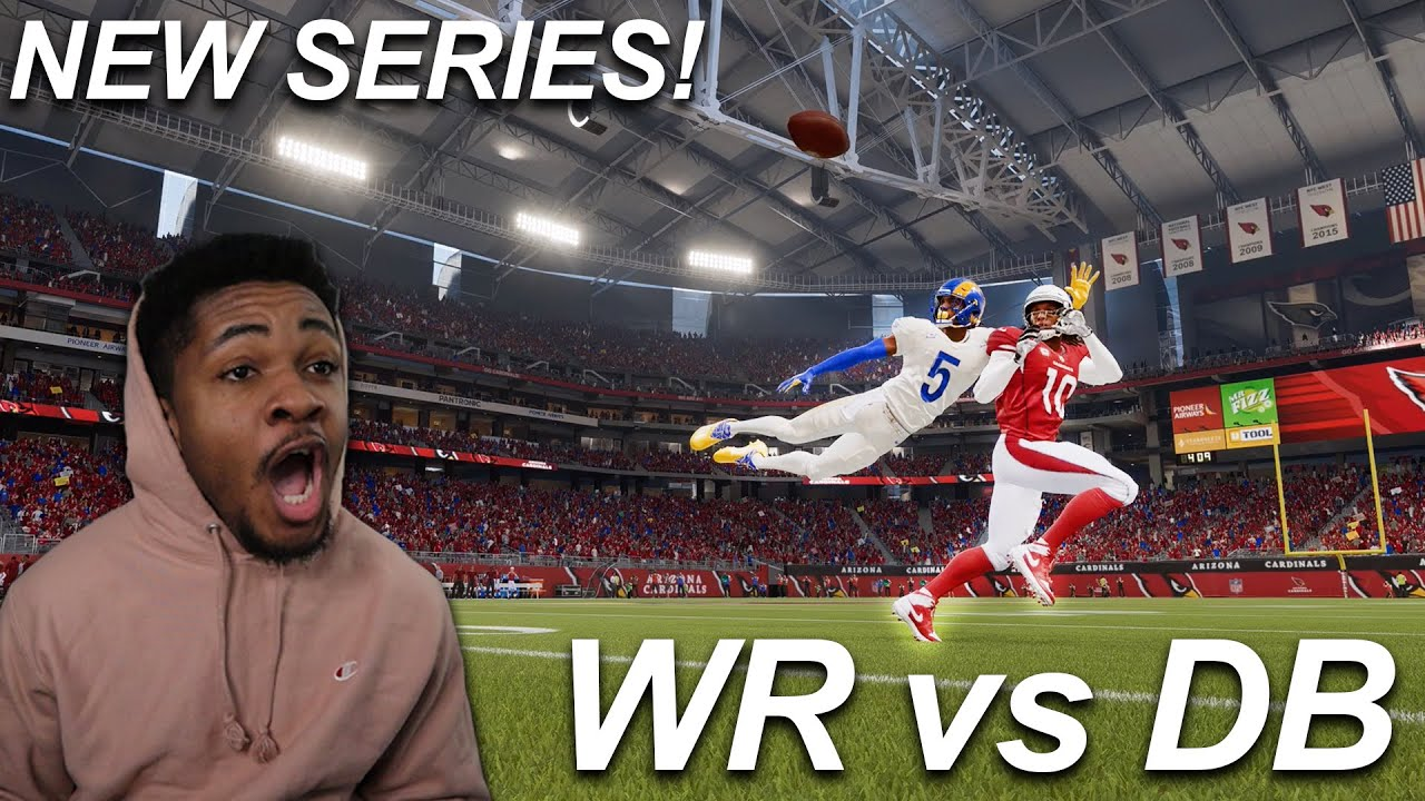 Download TRASH TALK 1ON1's WR VS DB! THIS IS THE NEW BEST GAME MODE ON MADDEN 22!! BANGER SERIES ALERT!