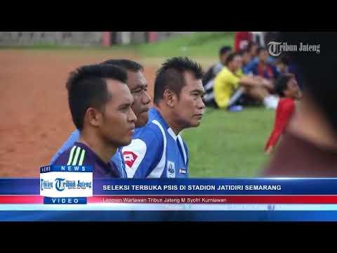 Subangkit Seleksi Terbuka Pemain PSIS Semarang