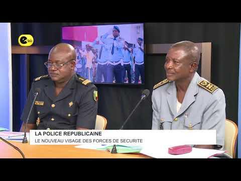 POLICE COMMUNAUTAIRE: UN  NOUVEAU VISAGE DES FORCES DE SÉCURITÉ DU BÉNIN