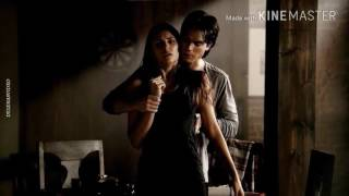 Delena - Moments season 1-6 - Hunger - Tvd