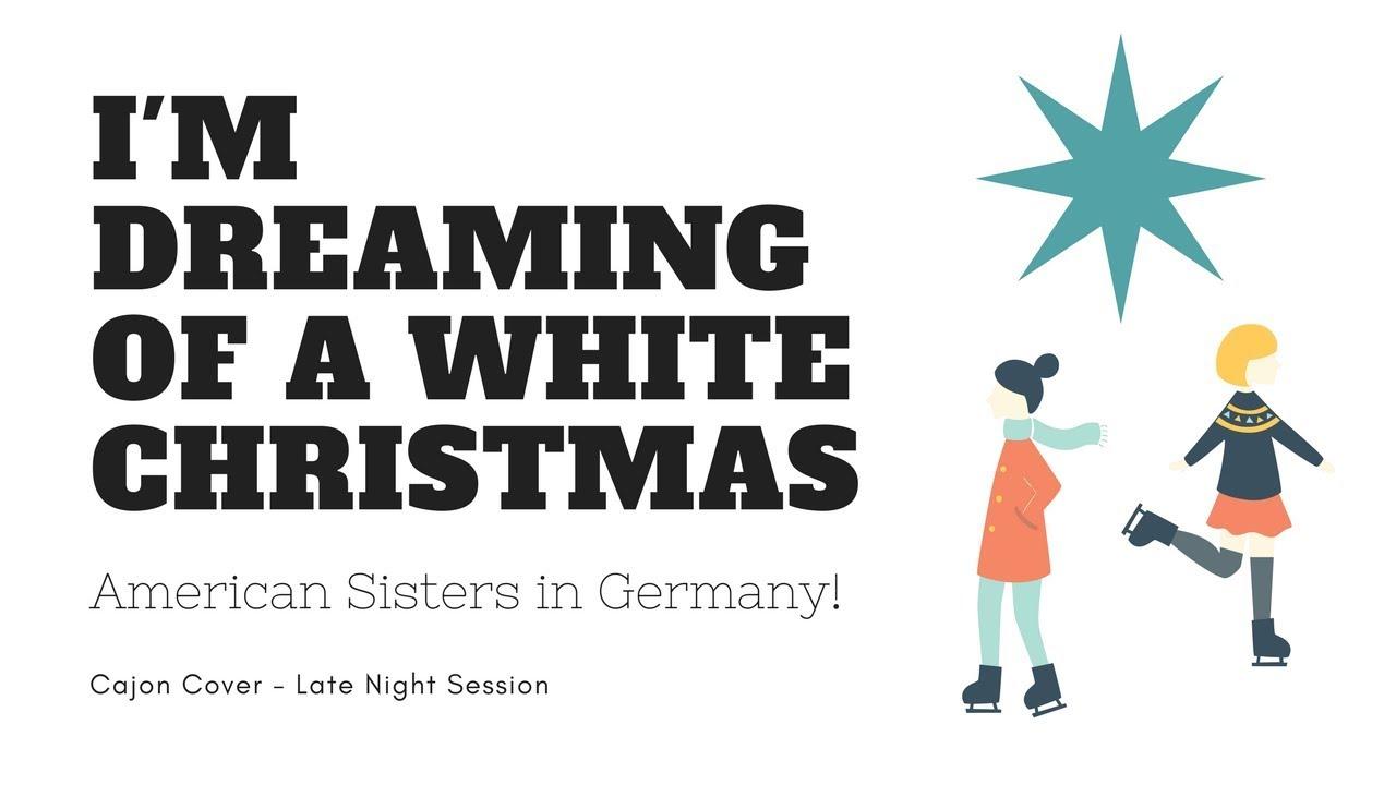 CAJON - I\'m Dreaming of a White Christmas - YouTube