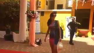 Monaya from Bharthi's wedding