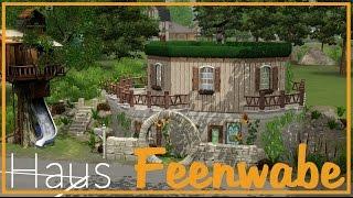 Sims 3 Hausbau - Feenwabe | Sakura
