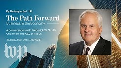 FedEx CEO Frederick W. Smith talks business, the economy and covid-19 - May 14 (FULL LIVE STREAM)