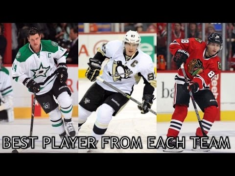 The Best Player From All 30 NHL Teams
