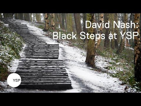 The Making of Black Steps by David Nash