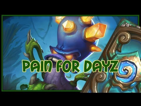 Hearthstone: Pain for dayz (control priest)