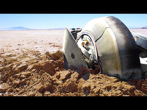Mysterious Things Found in the Desert