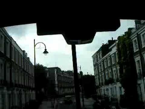 Longest traffic light in UK - Pratt St Camden Town