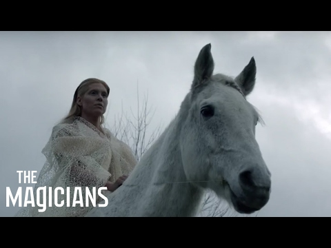 THE MAGICIANS | Making Magic: Season 2 Finale | Syfy