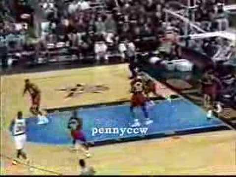 Allen Iverson 1998 Special: 2 Gm Highlight vs Atlanta Hawks