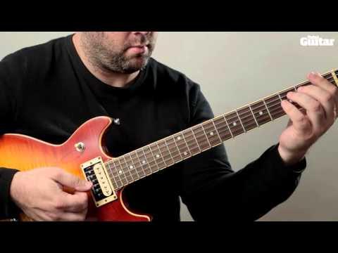 Guitar Lesson: RGT Performance Award - Level Five rhythm guitar
