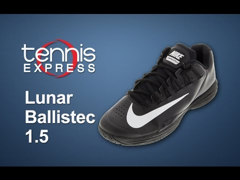 save off b70ab cb7ae Nike Men s Nike Lunar Ballistec 1.5 Shoe Review   Tennis Express