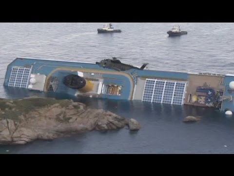 "Sunken ship's owners cite ""human error"" for deadly accident"