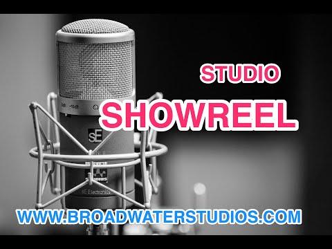 Broadwater Studios Showreel 2016 - Newcastle Recording Studio