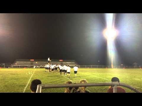 Woodstown High School Powder Puff Game 2014