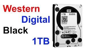 обзор накопителя Western Digital Black 1TB (WD1003FZEX)