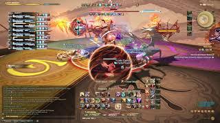 Exploring FF14 4.4 - Suzaku