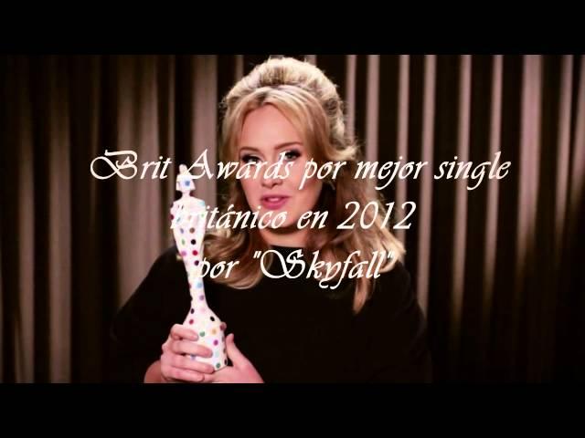 Adele Premios Ganados en 2013 (Awards)